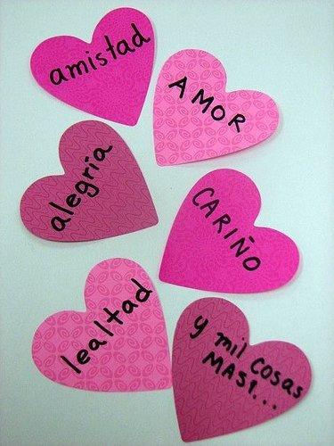 Feliz Día del Amor y de la Amistad!!!