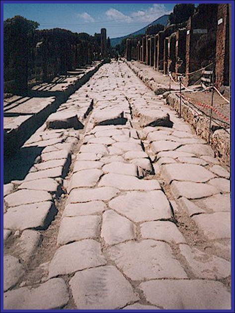 camino romano