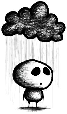 nube gris