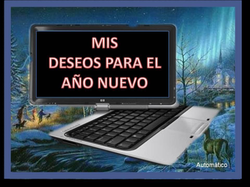 Enero 2012 reflexiones diarias - Felicitaciones para ano nuevo ...