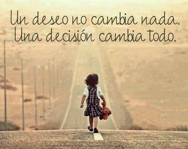 deseo y decision