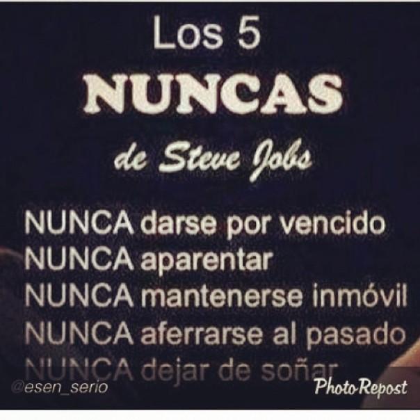 5 nuncas